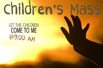 first-sunday-childrens-mass